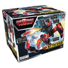 Combat Creatures Attacknid RC Toy - Remote Control - RC Toys - Buy now  from Gadget Grotto