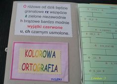 Polskie czcionki szkolne pinterest kindergarten and cards