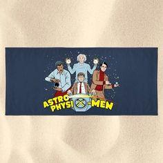 AstrophysiX-Men - Towel