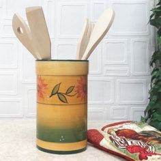Buy the Country Sunflower Collection, Kitchen Tool Set, 82938 By ACK securely online here today. charingskitchen.com