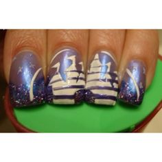 This one is for Krissy! Search Disney nails.