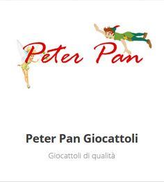 Peter Pan Giocattoli Giocattoli di Qualità