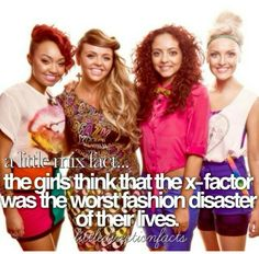 Little Mix Facts ~ I agree, the X factor stylists didn't really let them show their personal style..