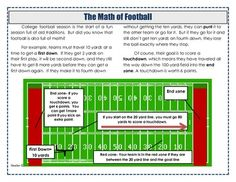 I Love College Sports! A Math Activity for College Football and Basketball- includes 20 pages of activities that get students excited about keeping track of data.