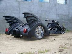 the only trike I would ever consider owning. :)