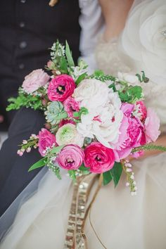 10 pin-worthy wedding bouquets