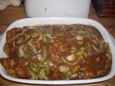 Yummy Smothered  Pork Chops