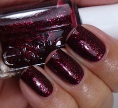 Of Life & Lacquer: Essie Shearling Darling Collection - Toggle To The Top (swatch: Of Life & Lacquer)