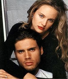Sharon Case & Joshua Morrow (Sharon & Nick Newman) Y&R Chad And Abby, Scott And Allison, Tv Couples, Celebrity Couples, Joshua Morrow, Eric Braeden, Sharon Case, Bold And The Beautiful, Beautiful People