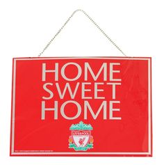 Liverpool Metal Home Sweet Home Metal Sign Metal Homes, Little Princess, Metal Signs, Liverpool, Sweet Home, Soccer, Delicate, Football, In This Moment