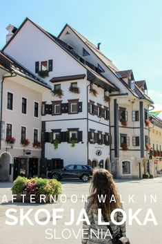 Afternoon Walk in the Photogenic Town of Skofja Loka, Slovenia European Travel Tips, Europe Travel Guide, Europe Destinations, Spain Travel, Travel Guides, Visit Slovenia, Slovenia Travel, Backpacking Europe, Bohinj
