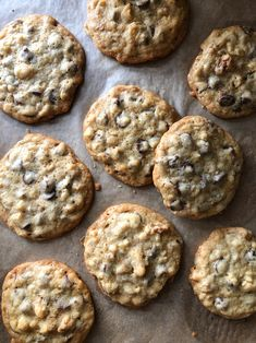 I Tried the DoubleTree Signature Cookie Recipe (It's Worth Every Last Bit of Your Flour) (Kitchn Just Desserts, Delicious Desserts, Yummy Food, No Bake Cookies, Cookies Et Biscuits, Fig Cookies, Cheese Biscuits, Sweet Cookies, Baking Cookies