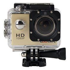 Actioncam von COOLER Wasserdicht kamera im Freien Full HD DVR Sport Kamera - http://kameras-kaufen.de/cooler/gold-cooler-sj4000-wasserdichte-kamera-action-hd