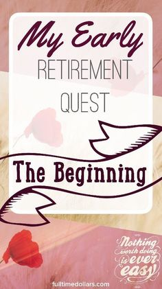Do you have plans to retire? Read more about the beginning of my retirement journey. | Early retirement | Retire early | Financial independence | Financial freedom | Wealth mindset | Retire from the 9-to-5 | Life on my terms | Redefined life | FIRE | FIRE journey |