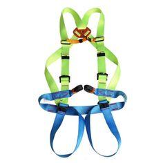 ราคาถูก  MagiDeal Adjustable Pro Full Body Rock Climbing Rappelling SafetyHarness Equip Green - intl  ราคาเพียง  1,140 บาท  เท่านั้น คุณสมบัติ มีดังนี้ Description: Description: Full body climbing harness seat belt Adjustable to fit most people It can be used to rock climbing, high work, floor escape,rappelling, mountaineering etc. Material: High strength polyester Waist Perimeter: approx.50-110 cm / 19.7-43.3 inch Leg&Perimeter: approx. 50-80cm /&19.7-31.5 inch Color: green