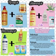 +10 Formas de usar Yamasterol + Receitas caseiras - Oh, Lollas Curly Hair Tips, Curly Hair Styles, Natural Hair Styles, Natural Hair Instagram, Beauty Secrets, Beauty Hacks, Beauty Tips, Estilo Kylie Jenner, Argan