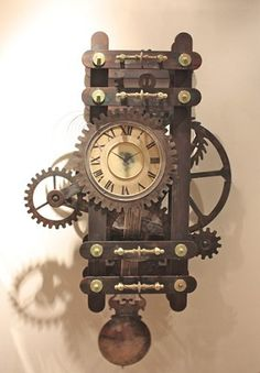 Called French, but....steampunk?