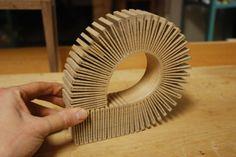 flexible wood structure - McNabb Studio