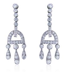 Tiffany Legacy Collection Buckle Earrings-Another stunning auction item at Destination Fashion 2012