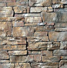 Country ledgestone aspen cultured stone by boral for Boral brick veneer
