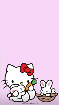 Hello Kitty Iphone Wallpaper, Hello Kitty Backgrounds, Sanrio Wallpaper, Cute Backgrounds, Kawaii Wallpaper, Cartoon Wallpaper, Cute Wallpapers, Pusheen, Dark Background Wallpaper