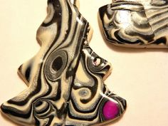 Handmade Clay Ornament set You get all 3 by gr8byz on Etsy, $10.00