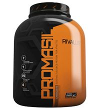 PROMASIL is an advanced, timed-release protein blend featuring 7 of the world's best proteins in one powerful formulation for quick and sustained release of amino acids. PROMASIL is also further enhanced with Beta-Alanine which has been shown to improve strength, endurance and adjust pH levels by buffering lactic acid buildup. #supplementsgateway #freeshipping
