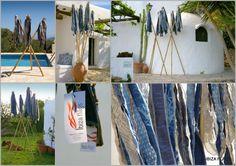 Ibiza style decoraties