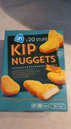Melkvrije nuggys bij AH Vegan Recipes, Snack Recipes, Vegan Food, Cornbread, Snacks, Dairy Free, Pineapple, Chips, Fruit