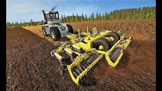World Amazing Modern Agriculture Heavy Equipment and Intelligent Technol...