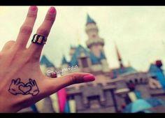 Mickey hands