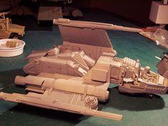 Mini Tank Shuttle
