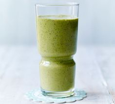 Clean green smoothie