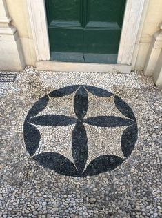 At Chiesa di Sta. Maria Santissima di Quezzi, in Genova, Italy. Restoration by Luciano Bonzini, Musivarius Mosaici.