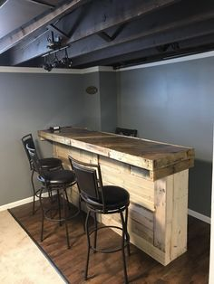 Man Cave Basement Mancavebasement Create The Perfect Bar In Your