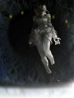 Motherland Chronicles #19 - cosmonaut by tobiee.deviantart.com on @deviantART