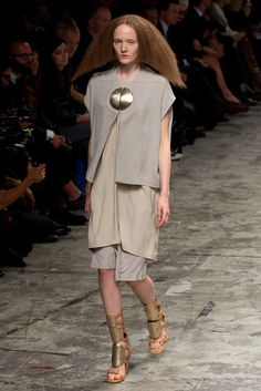Rick Owens - Spring 2013 Ready-to-Wear