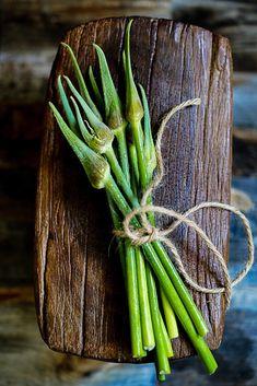 garlic scape