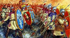 Late Imperial Legion (Late Roman Empire) - by Giuseppe Rava