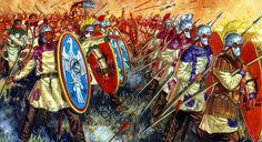 Late Imperial Legion (Late Roman Empire) - by Giuseppe Rava