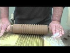 The Broomstick Method: Making Cylindrical Pottery Without a Pottery Wheel | Ceramic Arts Daily