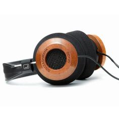 Another view of the Dolce & Gabbana x Grado Labs Mahogany Headphones $1000 These things are going for a lot!