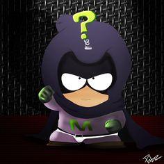 Kenny is Mysterion fan art by Pabzzz on deviantART