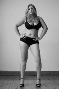 Kristina Yeo - plus size beauty on Loobobilly Blog