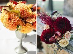 Top 8 Fall Wedding Flowers - Project Wedding