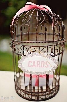 Jaula para cartas