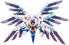 Megaman Zero - Angelic X