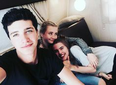 Marcus, becky and suzy frim free rein!