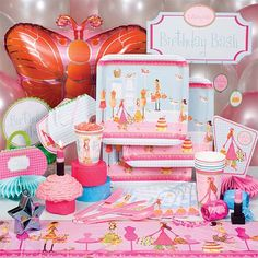 Birthday party ideas for teenage girls