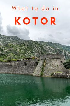 As one of the best travel destinations in Montenegro, there are some great things to do in Kotor Old Town. One of the top things to do is hike to St. John's Fortress, which has stunning views over the Bay of Kotor – one of the most beautiful places in Montenegro!  There are plenty of other things to do too, whether it's walk along the city walls or take a day trip to Budva for a beach day!  Read our guide to the best things to do in Kotor Old Town, Montenegro. #kotor #montenegro…